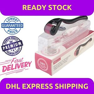 6 pcs x 540 Premium Derma Roller Medical Grade 0.25mm 0.3mm 0.5mm 1.0mm 1.5mm
