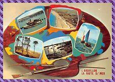 Postkarte - L'Sting die Fehler S/Meer