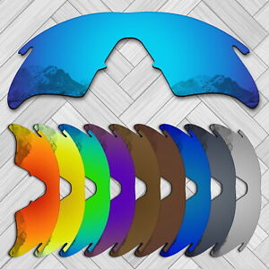 POLARIZED Replacement Lenses For-Oakley M Frame Heater Sunglasses - Options