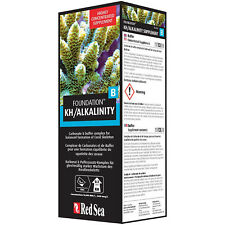 Red Sea Reef Foundation B 500mL Alkalinity Buffer Supplement Free USA Shipping