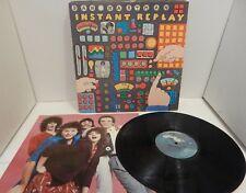 DAN HARTMAN Instant Replay Edgar Winter Vinnie Vincent KISS 1978 OG Sterling LP