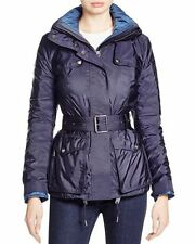 Burberry Brit Balesdean 3-in-1 Belted Down Jacket Coat Parka size M / NEW $1295.