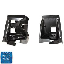 1968-72 A Body New Firewall / Frame Torque Boxes Single Body Mount - Pair