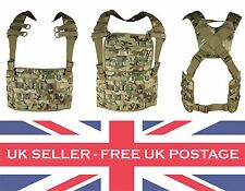 MOLLE chest rig tactical carrier BTP MTP Multicam Airsoft cadet kit BRAND NEW