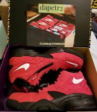 Kith x Nike Air Maestro II 2 High Red Black Take Flight Size 11.5 BRAND NEW