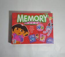 Milton Bradley Dora Explorer Original Memory Fun Family Game - Ages 3 to 6