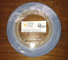 Clear Comfort Window Film  Insulation-Temporary Tape 33 metres long 12mm Wide