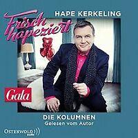 Frisch hapeziert: Meine besten Kolumnen : 2 CDs von Kerk... | Buch | Zustand gut