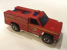 1974 Hotwheels Emergency Unit Redline