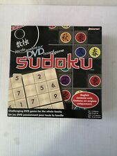 DVD Board Game Sudoku - Challenging Game For Whole Family
