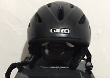 Giro G9 SKI OR SNOWBOARD HELMET SIZE Small MATTE BLACK
