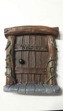 Fairy door, mouse door, for FAIRY GARDENS, spring decor