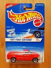 HOT WHEELS 1997 FIRST EDITIONS 2/12 #513 FORD F-150