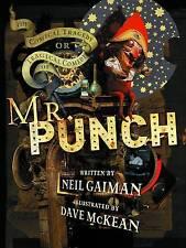 Mr. Punch Hardcover Neil Gaiman & Dave McKean Vertitgo Comics Hc