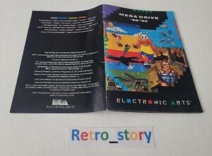 SEGA Mega Drive - Catalogue 92-93 - Eletronic Arts