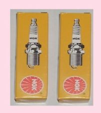 2X NGK  DPR8EA-9 Spark plugs for HONDA VT VT600  VT750 & VT1100 Shadow