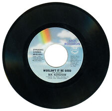 Philippines NIK KERSHAW Wouldn't It Be Good 45 rpm Record