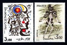 FRANCIA - Quadri di Francia - 1979 - Dali - Chapelain-Midy -