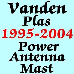 JAGUAR VANDEN PLAS POWER ANTENNA MAST 1995-2004 Brand New Stainless Steel