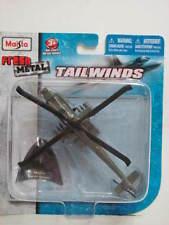 MAISTO TAILWINDS FRESH METAL  AH-64 APACHE