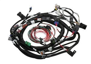 Holley Performance 558-118 Coil On Plug Wire Harness