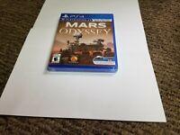 Mars Odyssey Sony Playstation 4 PS4 VR new