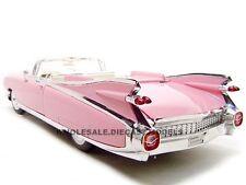 1959 CADILLAC EL DORADO BIARRITZ PINK 1:18 DIECAST MODEL CAR BY MAISTO 36813