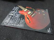 Gibson ES 335 Player's Japan Book 345 355 Trini Lopez Epiphone Guitar Clapton