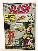 The FLASH #161 DC Comics SILVER AGE Mirror Master VF+
