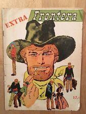 HUGO PRATT - Extra Frontera Numéro 2 - septembre 1958