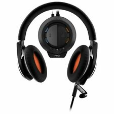 """Plantronics RIG Stereo Gaming Headset with Mixer for PC/Mac-Black """"REFURBISHED"""""""