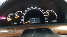 Strumento Combinato Mercedes w220 s320 CDI s400 CDI 2205405547 2205407147