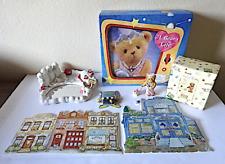 Cherished Teddies: Five Unique Items (Crt122, Crt466, Crt334, 728437 & 685747)