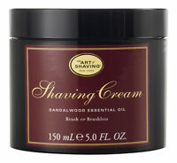 The Art of Shaving Shaving Cream Sandalwood 5 oz. Shaving Cream & Gel