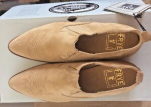 New FRYE  BILLY SHOOTIE, Color Biscuit, Size 8M US