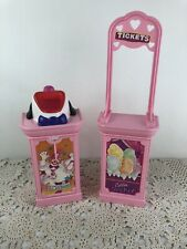 Barbie ? Doll Circus Clown Game Cotton Candy Stand Furniture