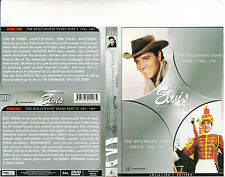 The Definitive Elvis 2-The Hollywood Years Part 1 & 2-Elvis  Presley-Music P-DVD