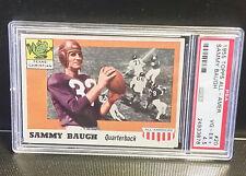 1955 Topps All American Sammy Baugh # 20 HOF PSA VG-EX+ 4.5