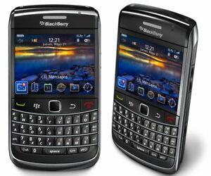 UNLOCKED BlackBerry Bold 9700 Black Smartphone MOBILE PHONES GRADE B