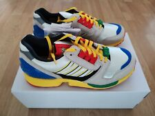 ADIDAS ZX 8000 A-ZX Series LEGO - UK 10.5 / US 11 / EU 45 1/3