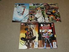 X-Men Manifest Destiny #1-5 Lot Comic Book VF+ 8.5 Marvel 2008