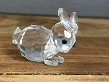 Swarovski Figur Hase / Kaninchen 4 cm. Top Zustand.