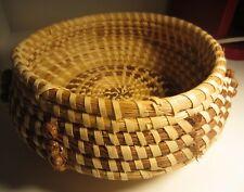 Charleston South Carolina Annabelle Ellis Sweetgrass Basket