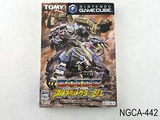 Zoids Fullmetal Crash Gamecube Japanese Import Nintendo GC NGC Japan US Seller A