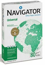 Navigator Multifunctional Paper 80gsm 250 Sheets per Ream A3 White
