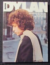 1978 BOB DYLAN Illustrated History Michael Gross FN+ 6.5 1st Elm Tree Paperback