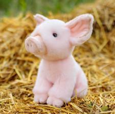 ANIMIGOS WORLD OF NATURE 21cm PIGLET 37252 PLUSH SOFT TOY TEDDY PLUSHY PIG