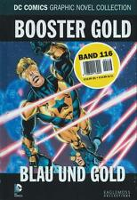 DC cómic Graphic Novel Collection 116-Booster Gold, Eaglemoss