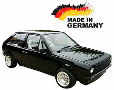 Haubenbra VW Polo 2 86C Steinschlagschutz Car Bra Hood Automaske Black Bull NEU