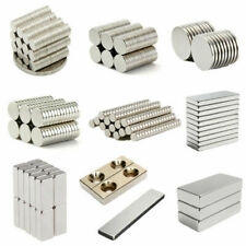 TinyStrong N35 Magnets Rare Earth Neodymium Disc Square Equipment-fa0815